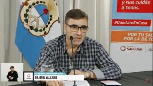 Coronavirus: los equipos de Salud se ponen a punto para realizar testeos en San Juan