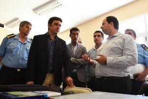 Nueva plataforma digital mejorará el servicio de seguridad