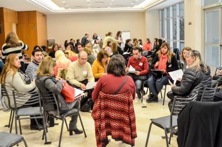 """Aprender a Emprender capacitó a docentes y autoridades educativas en """"desafíos y buenas prácticas"""""""