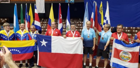 El tenis de mesa sanjuanino fue medalla de bronce en Cuba