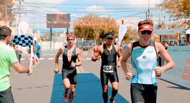 El mejor triatlón nacional llega este fin de semana a San Juan