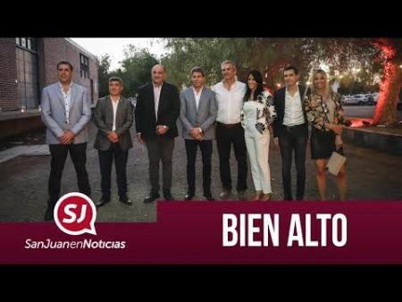 Bien alto | #SanJuanEnNoticias
