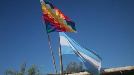 La comunidad Cacique Cochagual celebra el Día de la Lengua Materna
