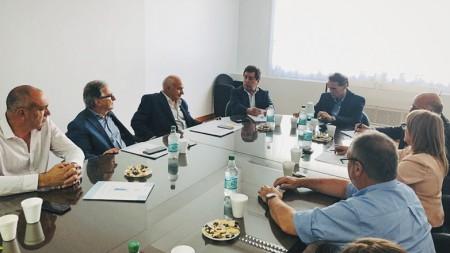 El ministro de Obras y Servicios se reunió con sus pares del país