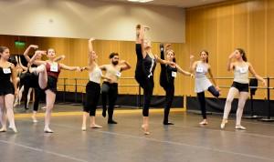 Un reconocido coreógrafo dictará un seminario de rítmica y composición
