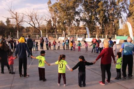 Amplia oferta deportiva gratuita en San Martín