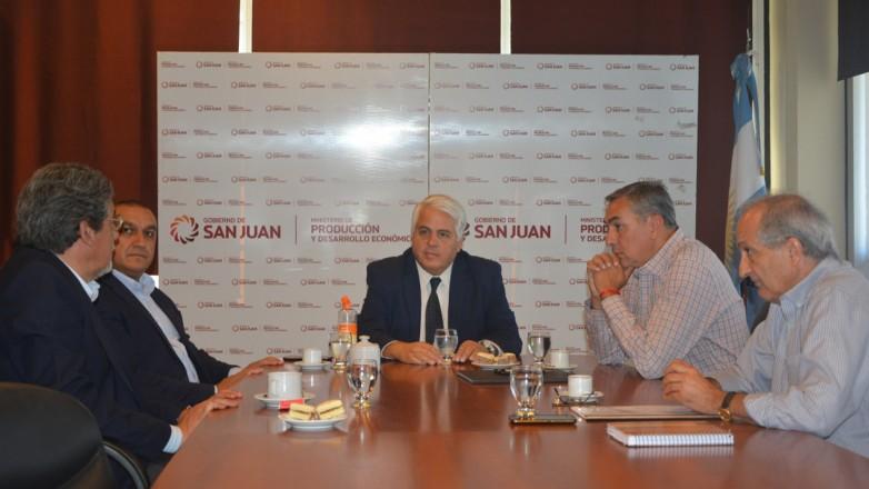 San Juan apuesta a la diversificación vitivinícola