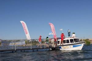 Se viene la procesión náutica de la Virgen en el dique de Ullum