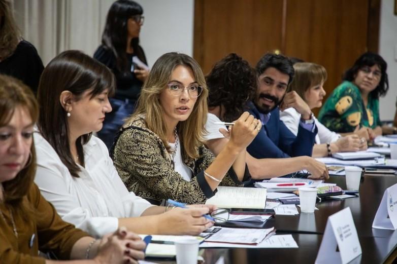 San Juan participó del primer Consejo Federal del Ministerio de las Mujeres