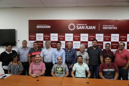 Reunión clave con los clubes del Torneo Regional Federal
