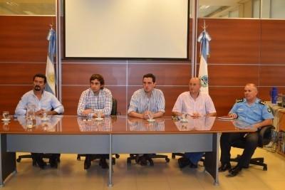 Nueva reunión del Comité de Crisis provincial