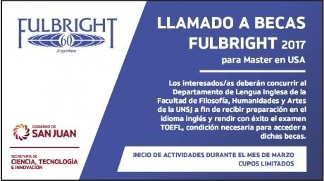 Capacitación para Becas Fulbright 2017