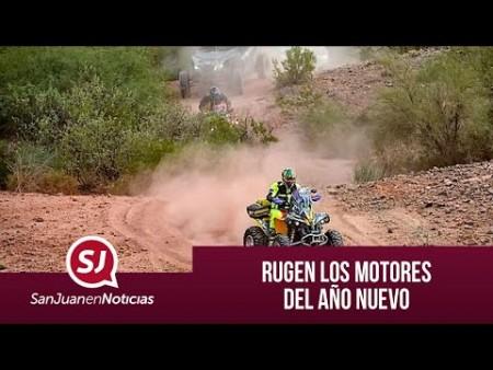 Rugen los motores del año nuevo | #SanJuanEnNoticias