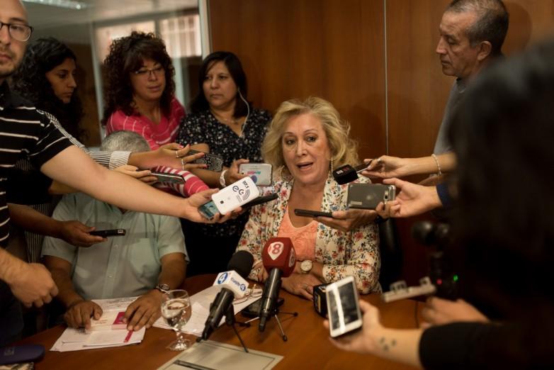 La escribana mayor de Gobierno dio detalles de la impugnación de votos en la FNS