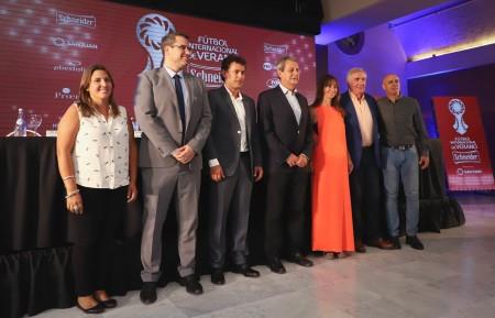 Tras su presentación oficial, San Juan ya palpita el Torneo de Fútbol Internacional de Verano
