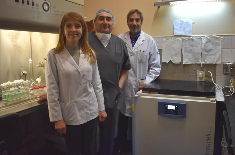Incorporaron nueva tecnología para el diagnóstico de tuberculosis