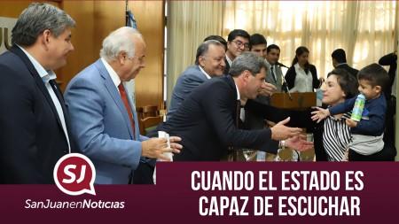 Cuando el Estado es capaz de escuchar | #SanJuanEnNoticias