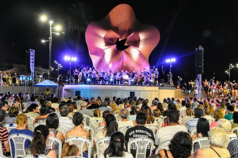 La Camerata cerró la temporada con un concierto multitudinario