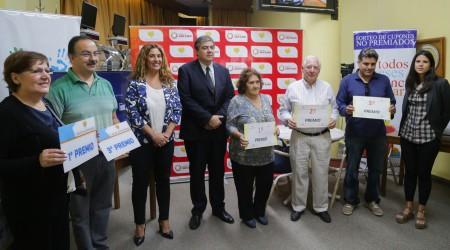 La Caja entregó los premios de enero y febrero