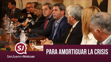 Para amortiguar la crisis | #SanJuanEnNoticias