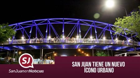 San Juan tiene un nuevo ícono urbano