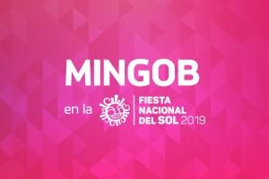 SUBE y DNI, gratuitos en el stand de MinGob