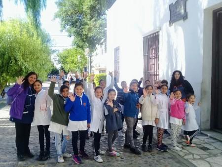 Unos 140 chicos de Rivadavia y Santa Lucía conocerán por primera vez Valle Fértil