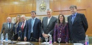 Presentaron oficialmente la inauguración y noches de Gala del Teatro del Bicentenario