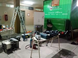 La escuela San Juan Bosco sumó equipamiento para la formación profesional