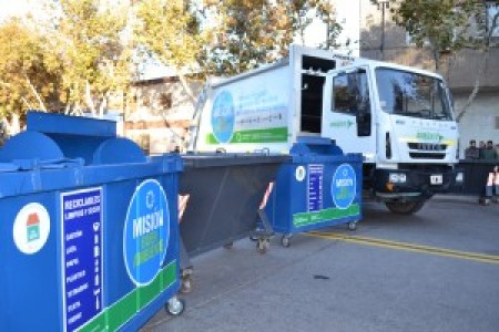 Ambiente sancionará a quienes tiren escombros en la vía pública