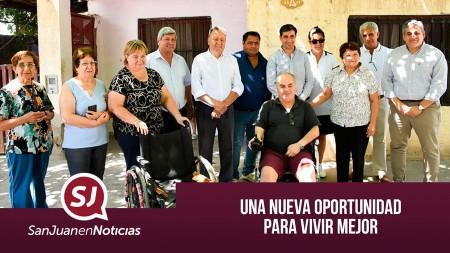 Una nueva oportunidad para vivir mejor | #SanJuanEnNoticias