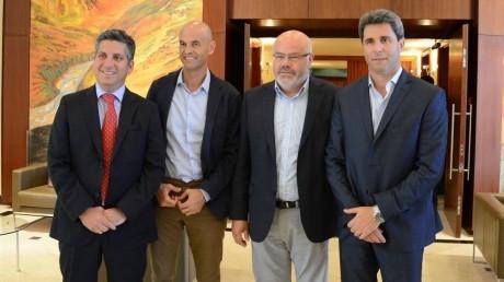 El ministro de Transportes anunció importantes obras para San Juan