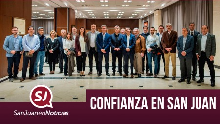 Confianza en San Juan   #SanJuanEnNoticias