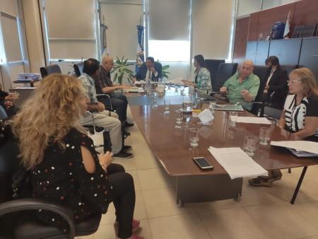 Gremios docentes manifestaron su apoyo a las medidas implementadas en prevención