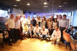 Se realizó una reunión con directores de Deporte Municipal
