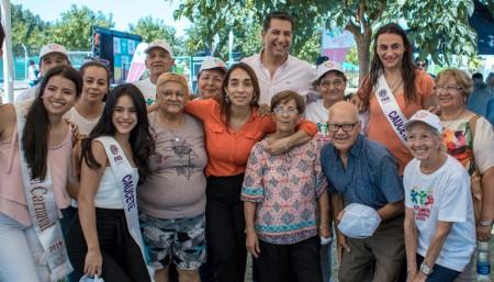 """Los """"Defensores de la Igualdad"""" no tienen edad y son valientes sanjuaninos"""