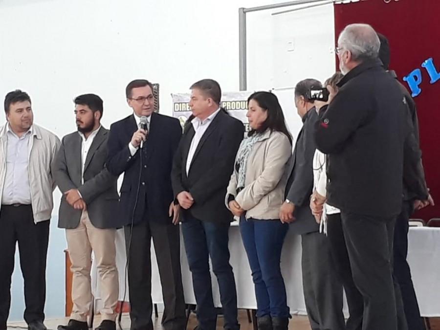 Jáchal: con fondos mineros pavimentarán rutas, ayudarán a emprendedores y escuelas
