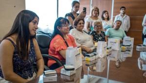 Siete personas mejoraron su calidad de vida al recibir equipos de audífonos