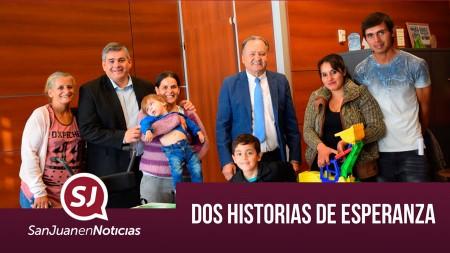 Dos historias de esperanza | #SanJuanEnNoticias