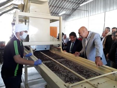 Tras 20 años sin funcionar, Educación reactivó maquinaria clave de la Escuela Agroindustrial de 25 de Mayo