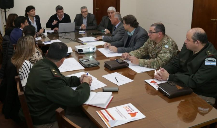 PESJ 2030: Continúan las reuniones con el CCAI