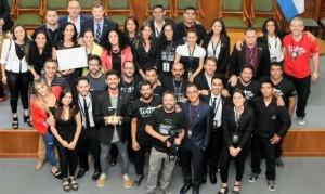 El Teatro del Bicentenario obtuvo el XI Premio Provincial a la Calidad