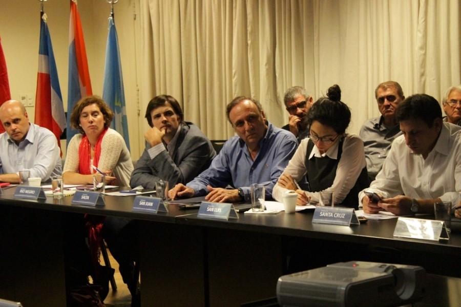San Juan presente en la XIII Asamblea de COFEPLAN