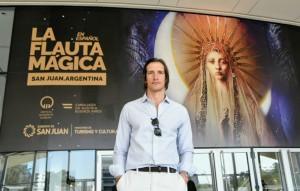 Medios Nacionales con la mirada puesta en La Flauta Mágica de San Juan