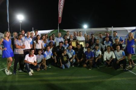 FNS 2020: los atletas de Alto Rendimiento compartieron su actualidad en el stand de Deportes