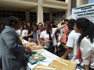 Educación de Adultos exhibió un centenar de proyectos de diversas temáticas