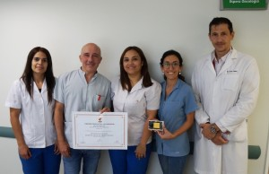 Oncología del Hospital Rawson fue distinguida en la XI edición del Premio Provincial a la Calidad