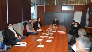 Reunión clave para reforzar medidas de prevención de COVID-19 en minería