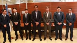 El Ministerio de Desarrollo Humano presentó su nuevo equipo de conducción