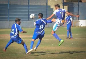 Unión de Villa Krause vs Sportivo 9 de Julio.